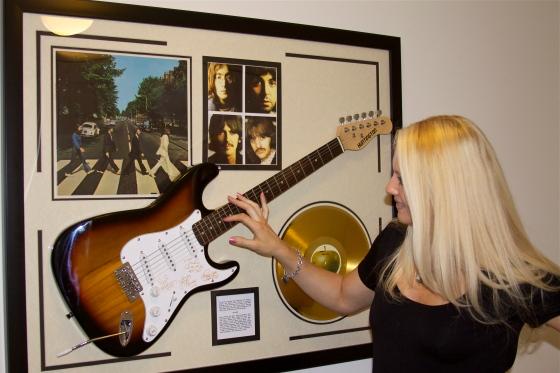 Jacqueline Jax Beatles Collection
