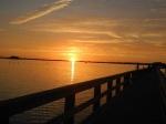 beautiful sunset florida