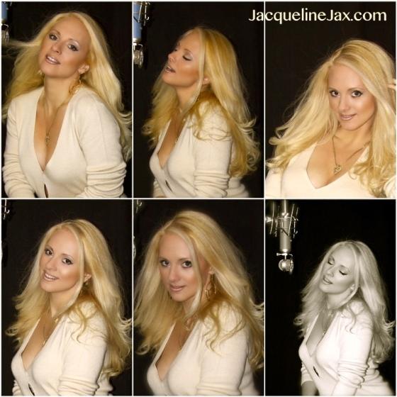 Jacqueline Jax Photo Shoot