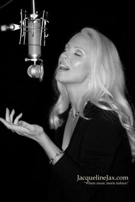 Jacqueline Jax Singing Adagio