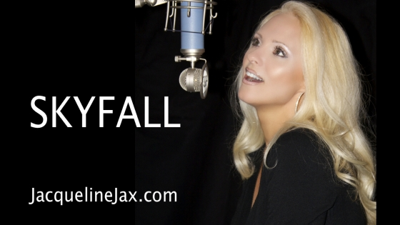 Jacqueline Jax Skyfall Music Video