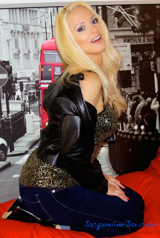 AvA Live Radio Photoshoot with Jacqueline Jax