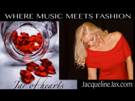JAR OF HEARTS JACQUELINE JAX MUSIC