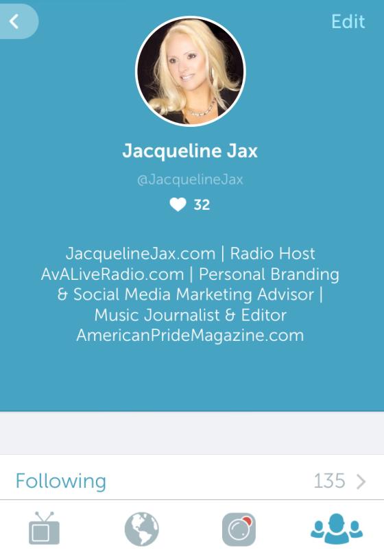 Jacqueline Jax Periscope