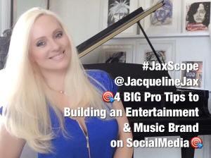 Jacqueline Jax jaxscope
