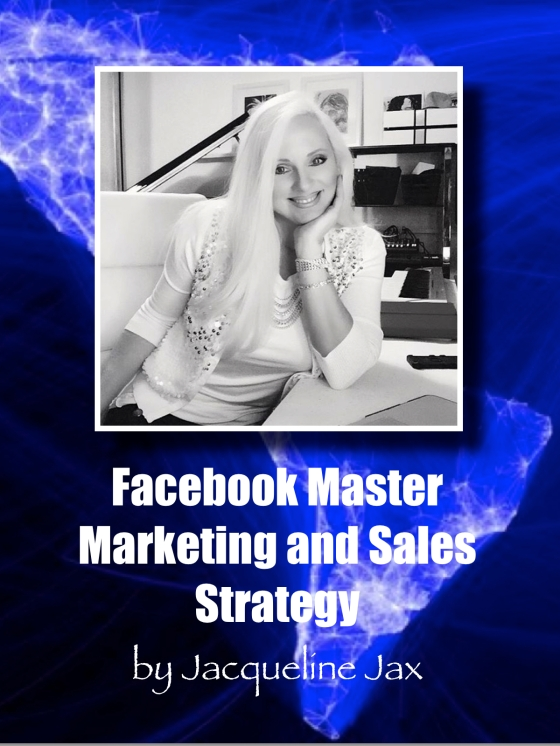 Facebook Master Marketing and Sales Strategy cover
