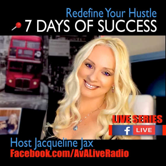 avaliveradio-jacquelinejax-success-series-i