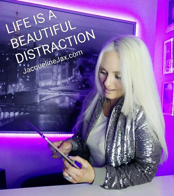 Jacqueline Jax beautiful life quote