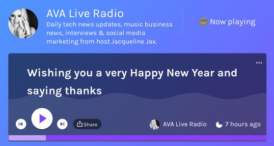 AVA Live Radio daily news