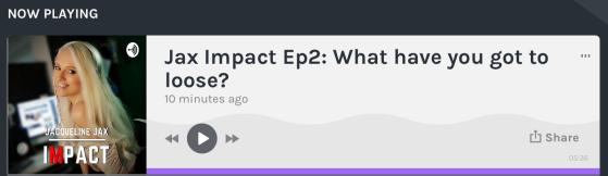 jacquelinejax impact podcast ep2