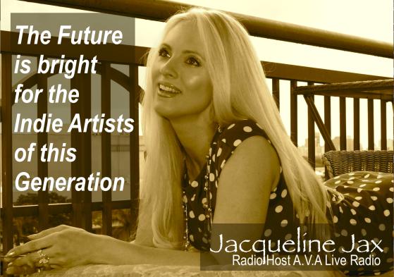 JacquelineJax quote music future dreams